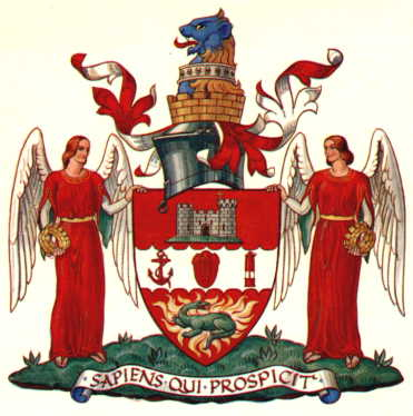 dudley cbc arms