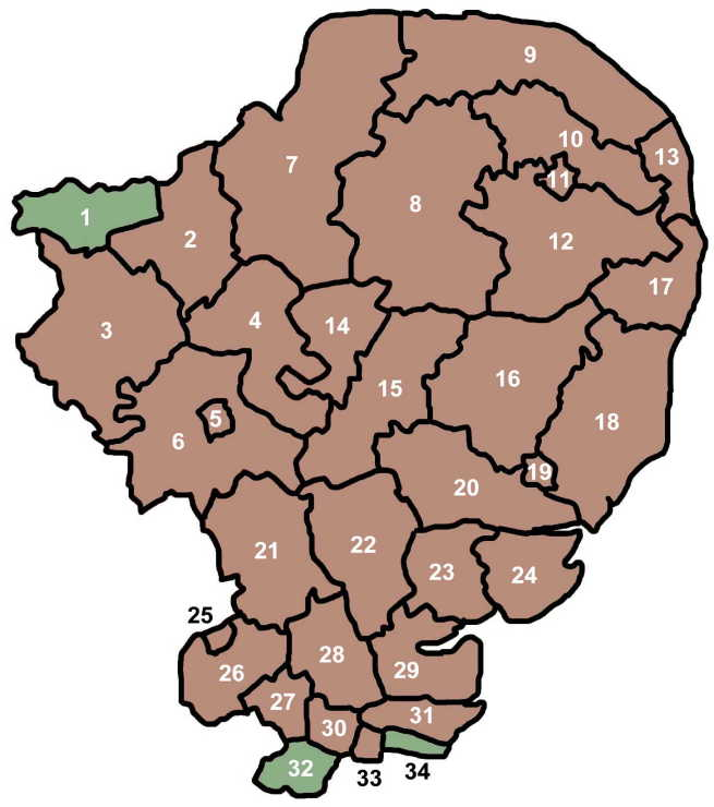 east anglia and essex map (current)