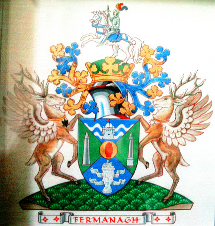fermanagh dc arms