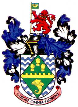 huntingdonshire dc arms