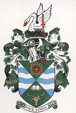 leatherhead udc arms