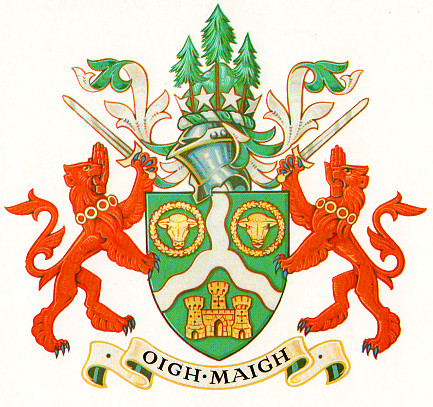 omagh dc arms