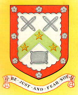 pudsey bc arms