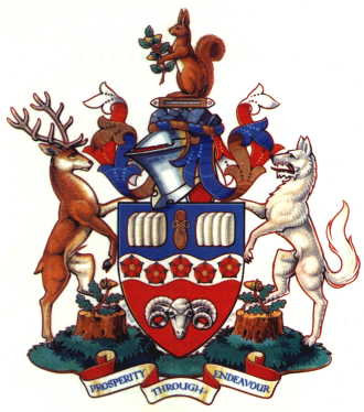 rossendale bc arms