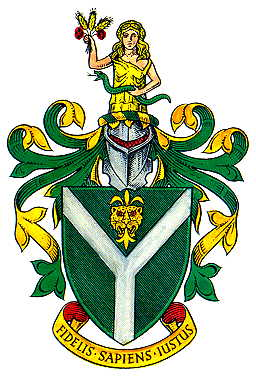 south herefordshire dc arms